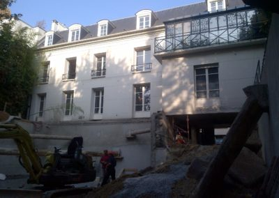NEUILLY HOTEL PARTICULIER 15